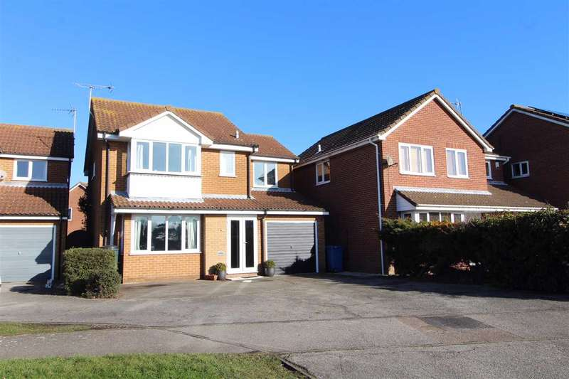 4 Bedrooms Detached House for sale in Kitchener Way, Shotley Gate