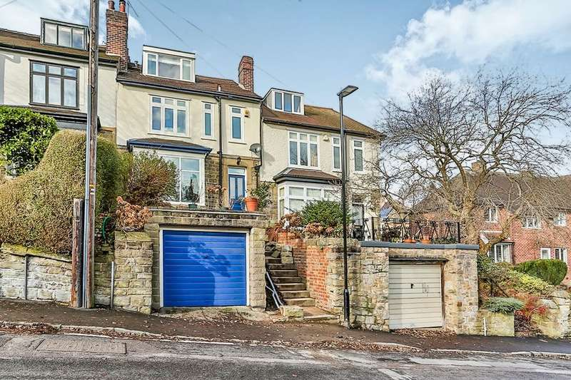 4 Bedrooms Terraced House for sale in Union Road, Sheffield, S11