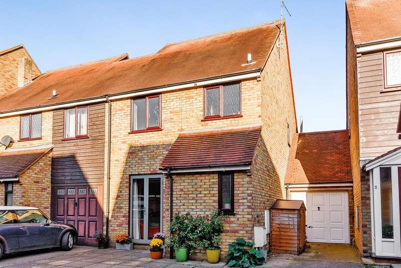3 Bedrooms Semi Detached House for sale in Bacons Yard, Ashwell, SG7