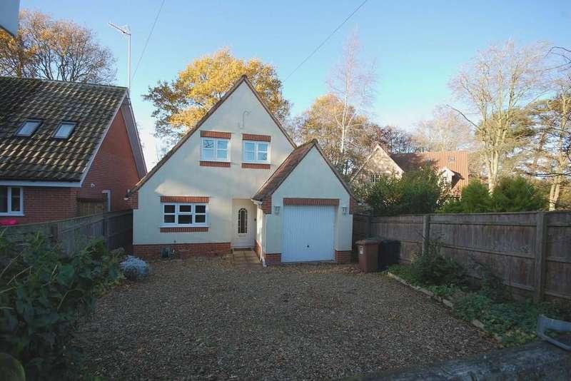 4 Bedrooms Detached House for sale in Sandy Lane, Fakenham