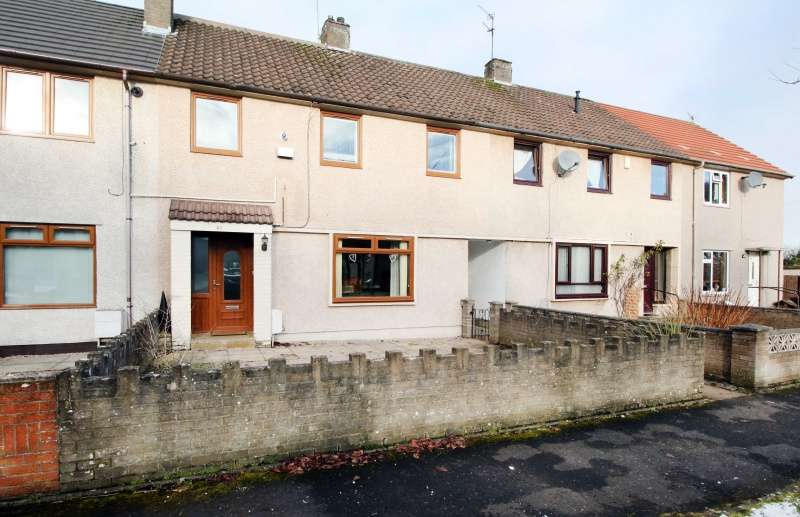 3 Bedrooms Terraced House for sale in Tiel Path, Glenrothes, Fife, KY7 5AX