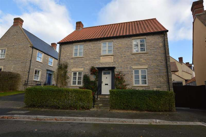 4 Bedrooms Detached House for sale in Bluebell Rise, Midsomer Norton
