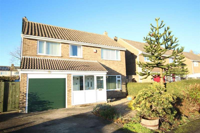 4 Bedrooms Detached House for sale in Dale Road, Sadberge