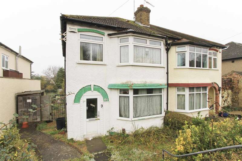 3 Bedrooms Semi Detached House for sale in Westcote Rise, Ruislip