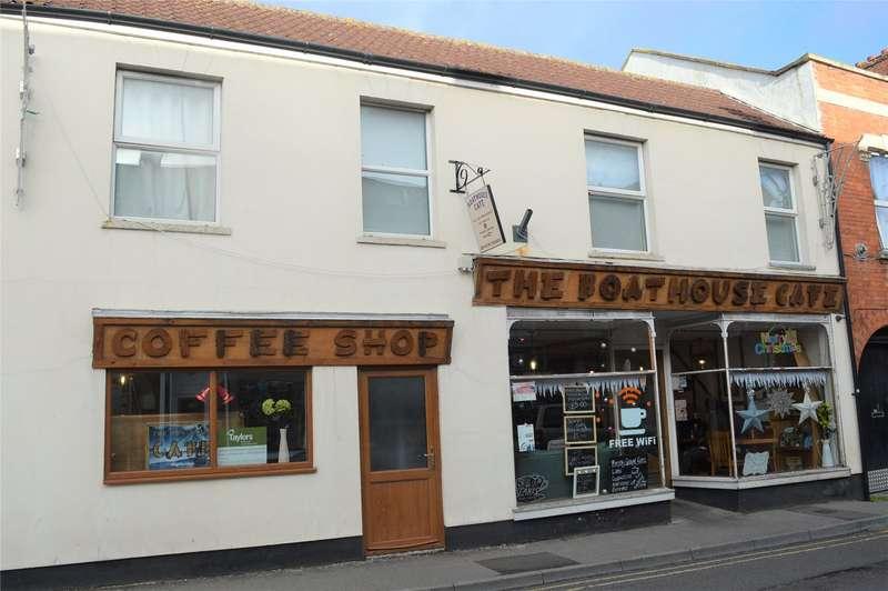Shop Commercial for sale in Market Street, Highbridge, Somerset, TA9