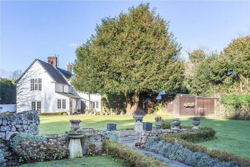 4 Bedrooms Detached House for sale in Clench Common, Marlborough, Wiltshire, SN8