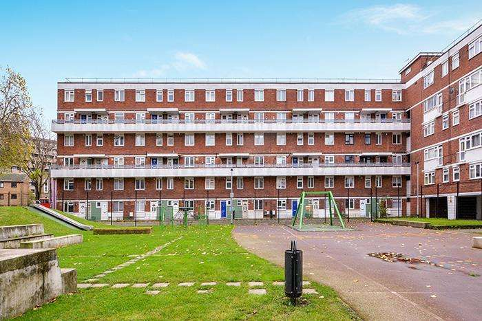 4 Bedrooms Maisonette Flat for sale in Weymouth Terrace, Shoreditch, E1
