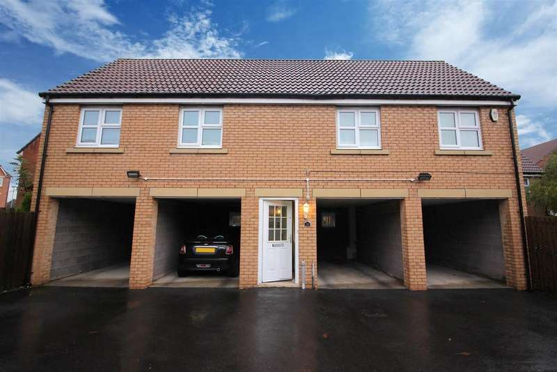 2 Bedrooms Flat for sale in Hawks Edge, West Moor, Newcastle Upon Tyne