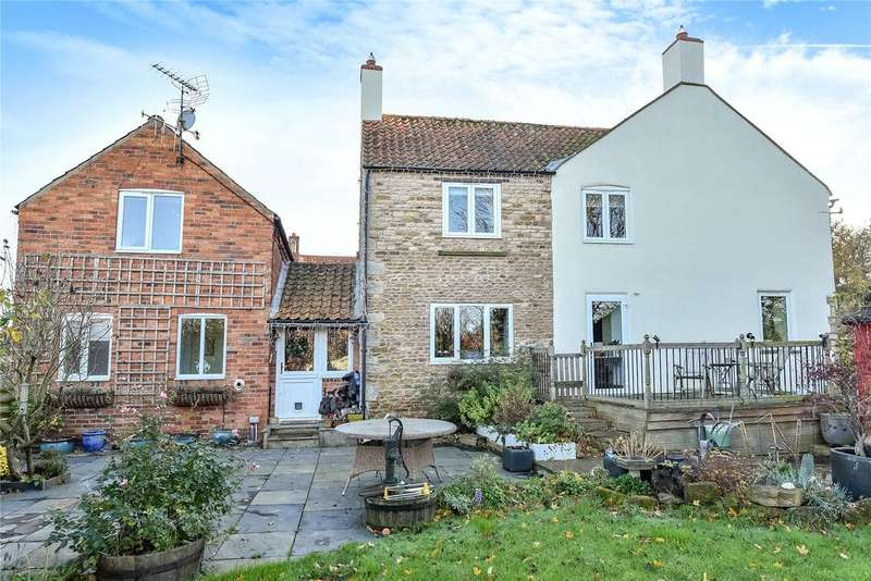 3 Bedrooms End Of Terrace House for sale in Lower Road, Hough On The Hill, NG32