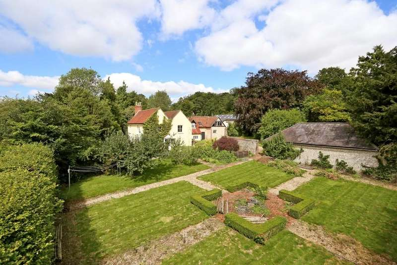 6 Bedrooms Detached House for sale in West Meon, Hampshire
