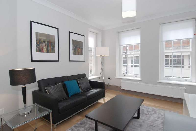 2 Bedrooms Apartment Flat for sale in Highwood House, New Cavendish Street, Fitzrovia, London, W1W