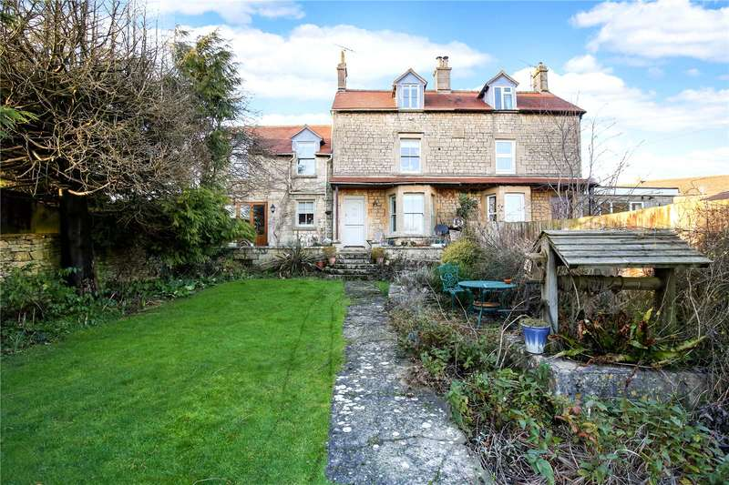 4 Bedrooms Semi Detached House for sale in Cowcombe View Villa, Dr Middletons Road, Chalford Hill, Stroud, GL6