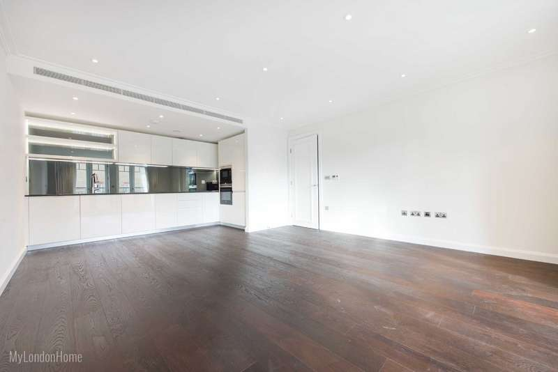 2 Bedrooms Apartment Flat for sale in Higham House East, Hurlingham Walk, Fulham, London, SW6