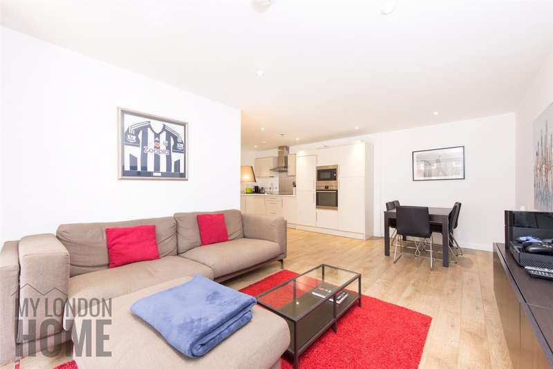 2 Bedrooms Apartment Flat for sale in Palm House, 70 Sancroft Street, Vauxhall, London, SE11