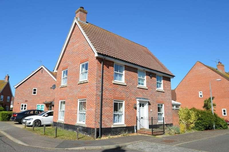 3 Bedrooms Detached House for rent in Holt