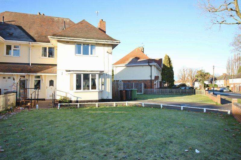 4 Bedrooms Semi Detached House for sale in Marsh Lane, Oxley, Wolverhampton