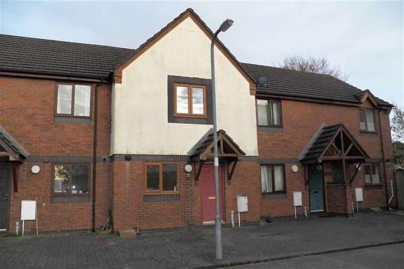 3 Bedrooms Terraced House for sale in Waun Burgess, Johnstown, Carmarthen