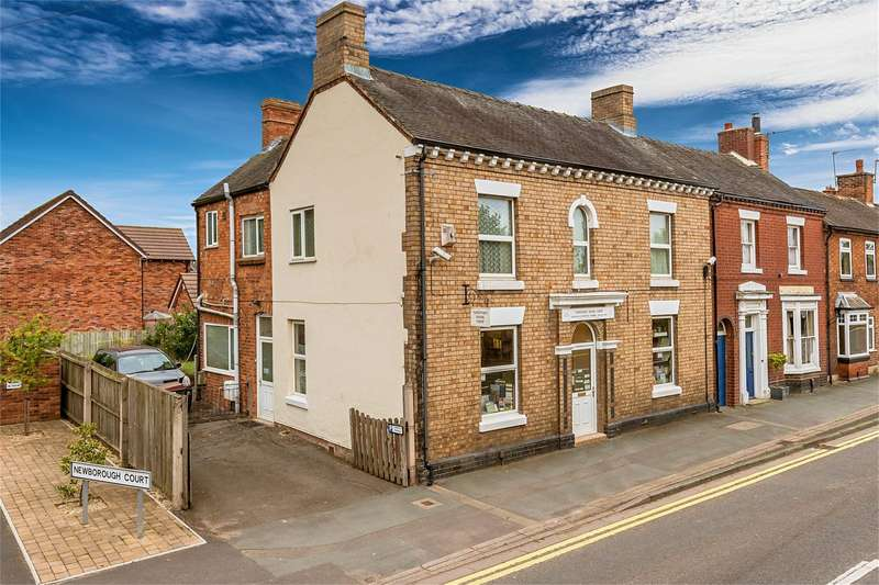 5 Bedrooms Terraced House for sale in 16 Upper Bar, Newport, Shropshire, TF10