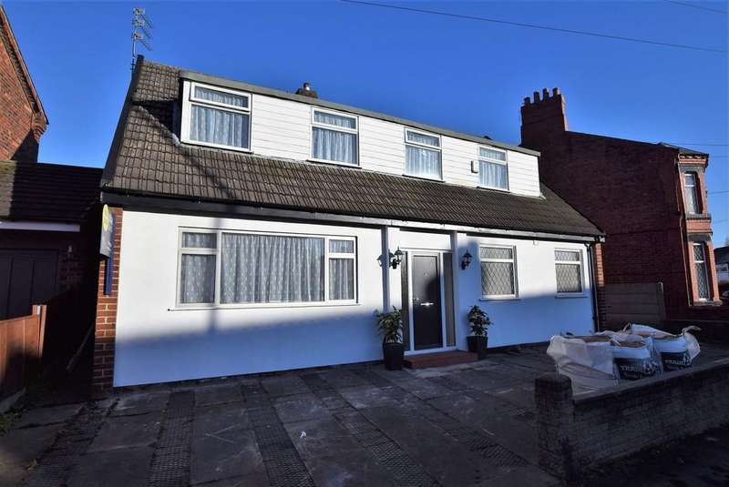 4 Bedrooms Detached House for sale in Kiln Lane, Eccleston, St. Helens