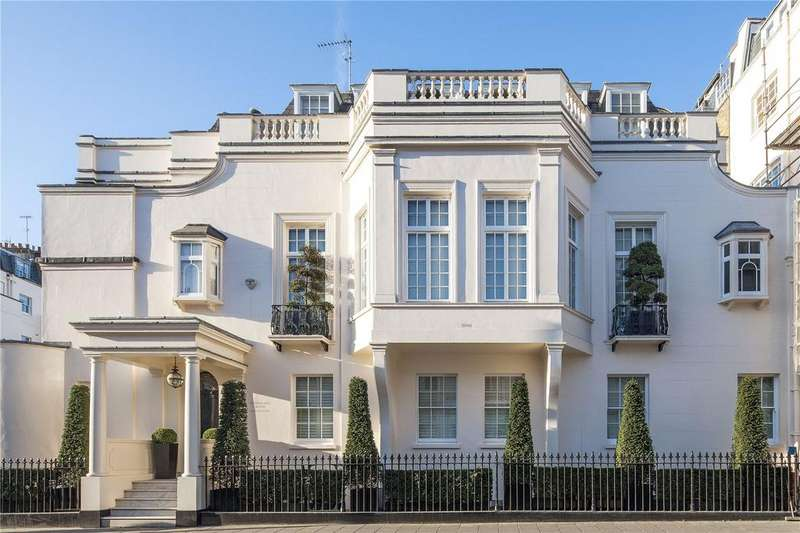 3 Bedrooms House for sale in Eaton Square, Belgravia, London