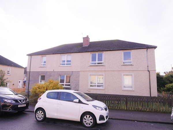 2 Bedrooms Flat for sale in 15 Bothlyn Road, Chryston, Glasgow, G69 9LH