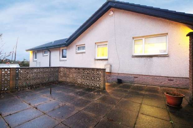 4 Bedrooms Detached Bungalow for sale in Potassels Road, Muirhead, Glasgow, G69 9EN