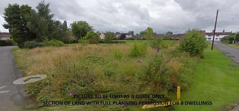 Land Commercial for sale in The Green, Dunham-on-Trent