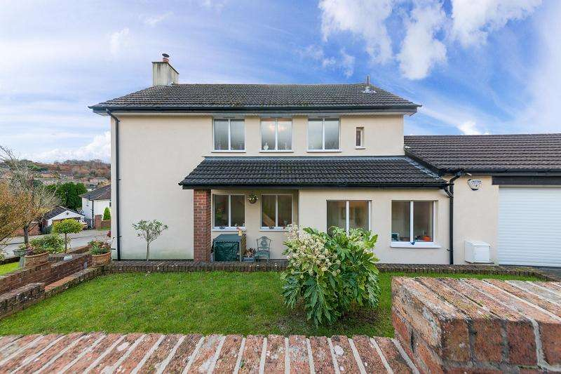 3 Bedrooms Detached House for sale in Montreal Close, Newport, Newport. NP20 3RD