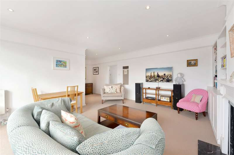 2 Bedrooms Flat for sale in Queens Gate Gardens, South Kensington, London, SW7
