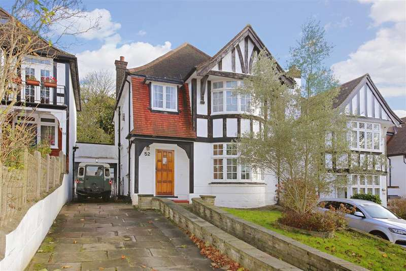 4 Bedrooms House for sale in Hillway, London
