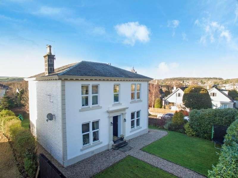 5 Bedrooms Detached House for sale in Fern Villa Bridge of Weir Road, Kilmacolm, PA13 4NN