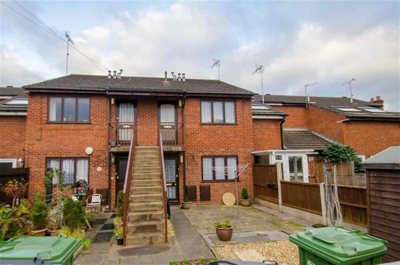 1 Bedroom Apartment Flat for sale in Chestnut Court, Kidderminster, DY11