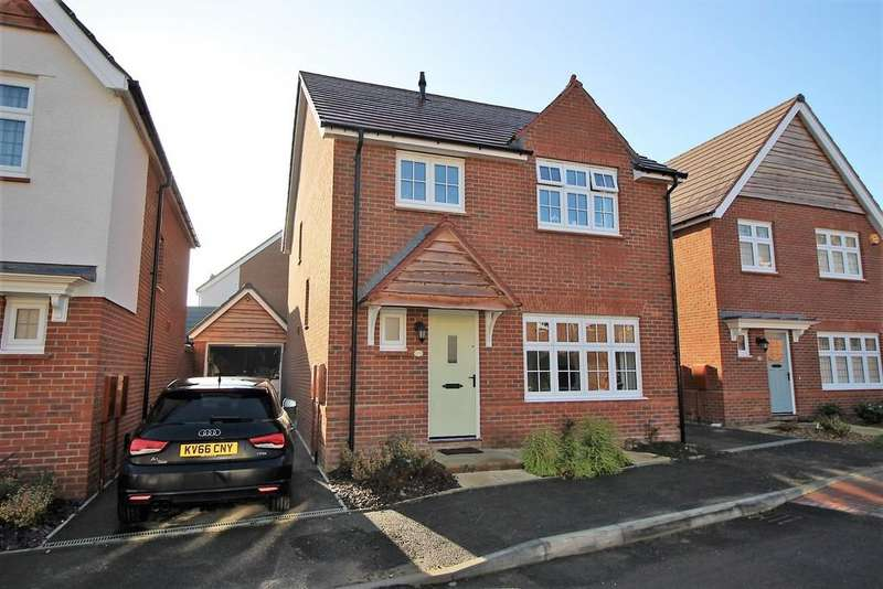 4 Bedrooms Detached House for sale in Wymund Way, Hauxton