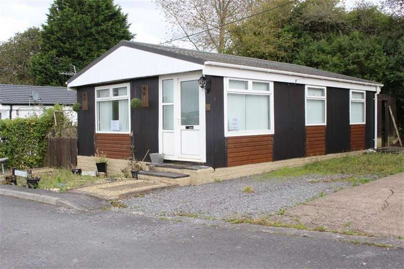 1 Bedroom Park Home Mobile Home for sale in Oak Drive, Woodland Park, Waunarlwydd