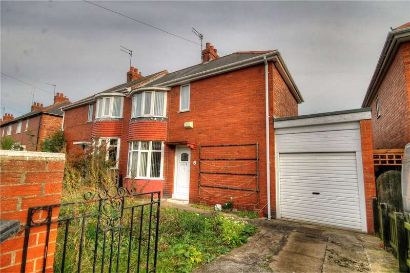 2 Bedrooms Semi Detached House for sale in Hadrian Avenue, Chester Le Street, County Durham, DH3