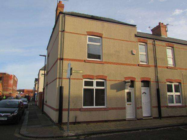 4 Bedrooms Terraced House for sale in STRAKER STREET, HARTLEPOOL, HARTLEPOOL