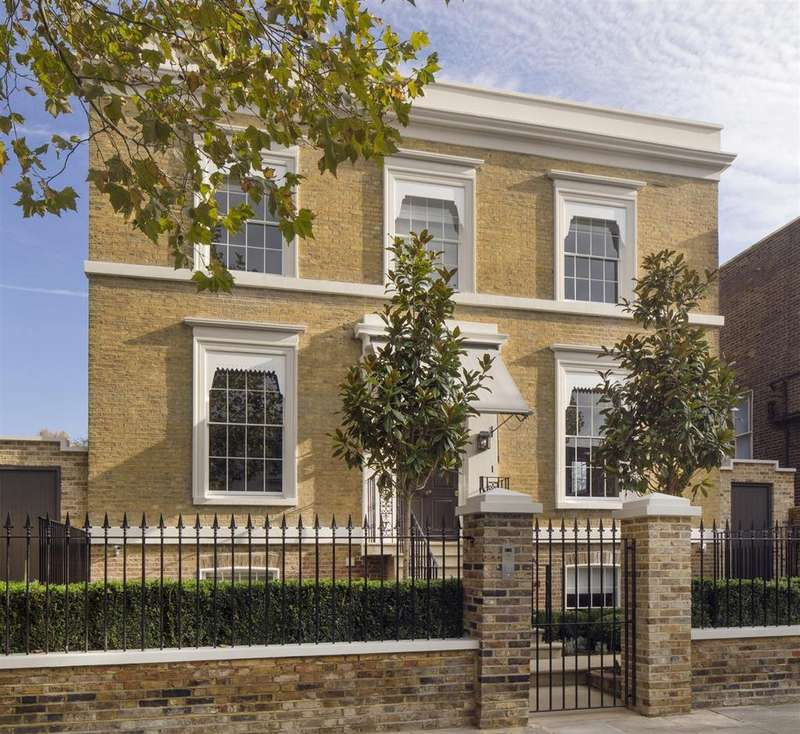 5 Bedrooms Detached House for sale in Hamilton Terrace, NW8