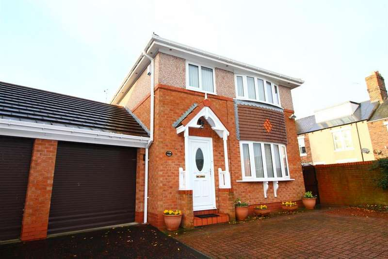 3 Bedrooms Detached House for sale in Regency Court, Ritson Close, North Shields