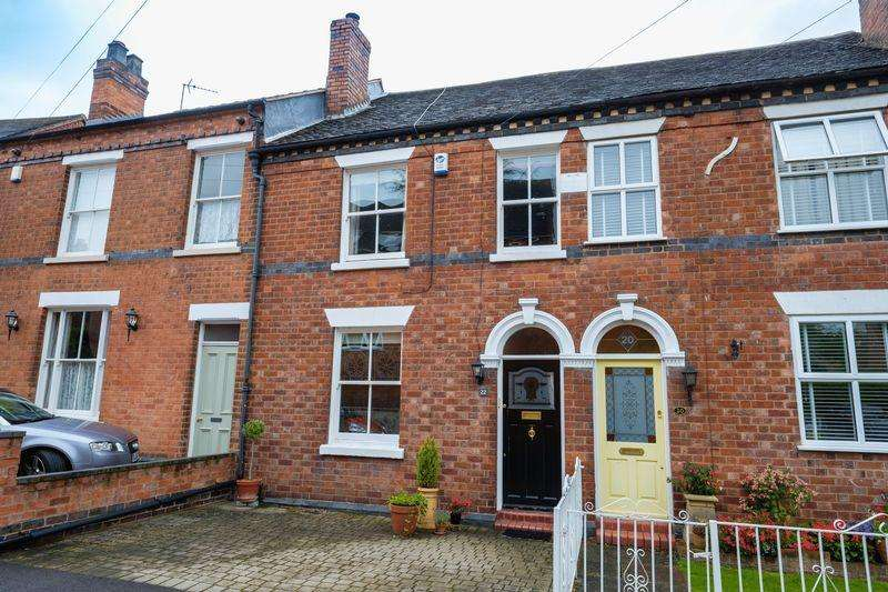3 Bedrooms Terraced House for sale in Church Hill Road, Tettenhall, Wolverhampton