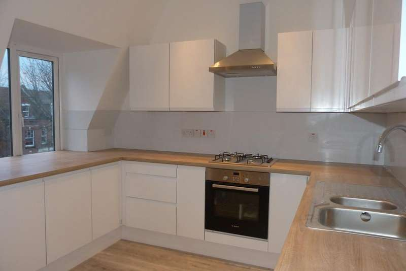 2 Bedrooms Flat for sale in Park Avenue, Willesden, London