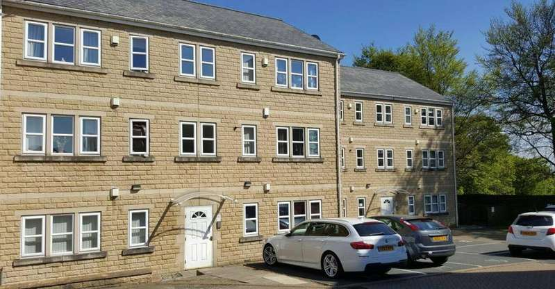 2 Bedrooms Apartment Flat for rent in Holand Park, Bradford BD9