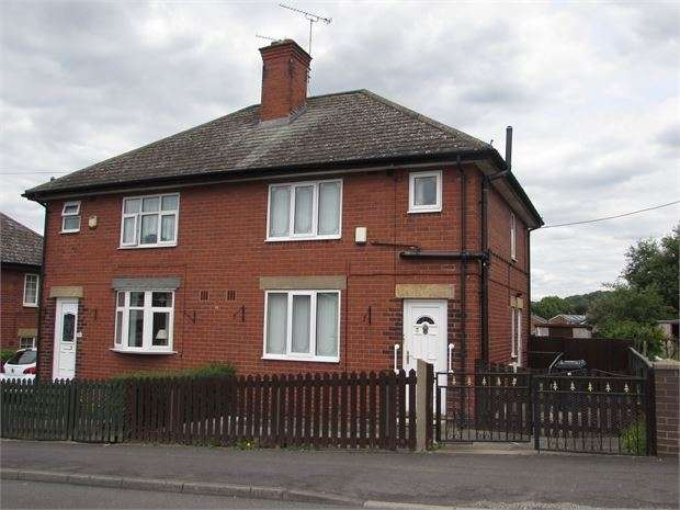 3 Bedrooms Semi Detached House for rent in Church Road, Denaby Main, DN12 4AB