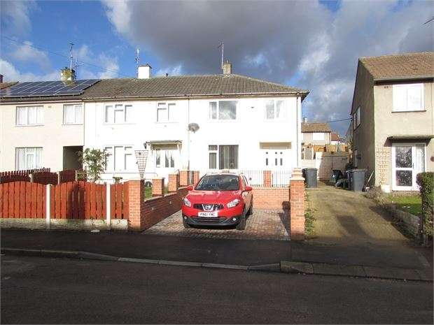 3 Bedrooms End Of Terrace House for sale in Oak Grove, Conisbrough, DN12 2HL