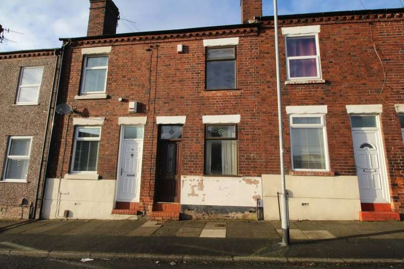 2 Bedrooms Terraced House for sale in Best Street, Stoke-On-Trent, ST4