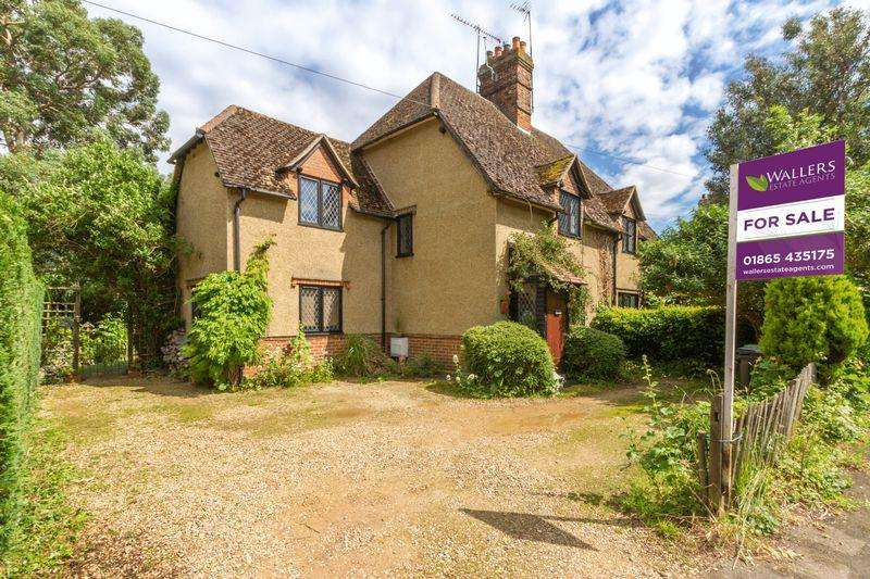 3 Bedrooms Semi Detached House for sale in Clifton Hampden, Oxfordshire