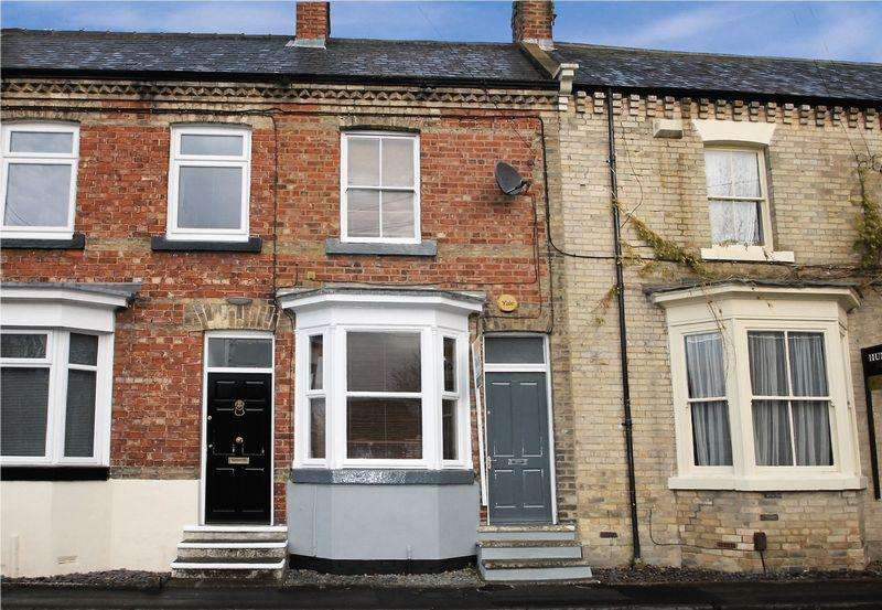 2 Bedrooms Cottage House for sale in Bridge Street, Yarm, TS15 9BY