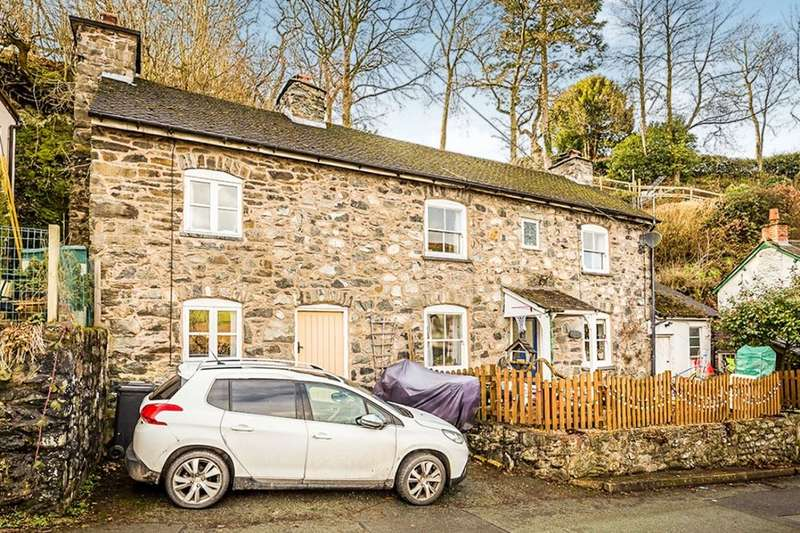 3 Bedrooms Detached House for sale in Llanrhaeadr Ym Mochnant, Oswestry, SY10