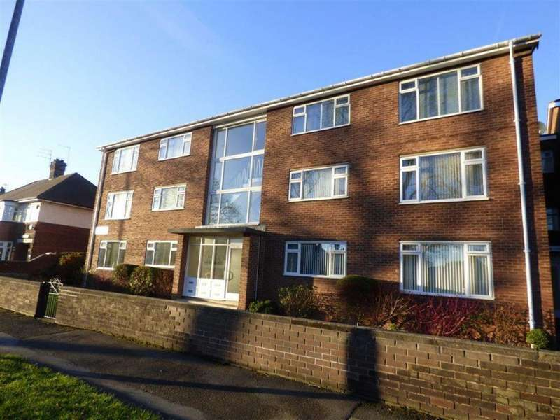 2 Bedrooms Apartment Flat for sale in Minster Court, Holderness Road, Hull, East Yorkshire, HU8