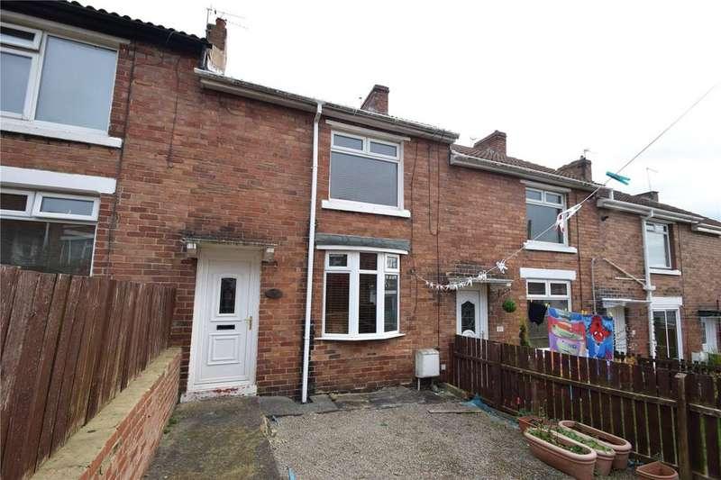 2 Bedrooms Terraced House for sale in Harrogate Terrace, Murton, Seaham, Co. Durham, SR7