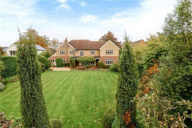 6 Bedrooms Detached House for sale in St. Peters Avenue, Caversham Heights, Reading
